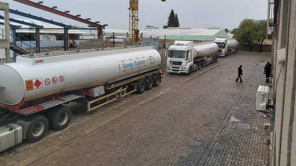 Local fuel transporters want further price reduction
