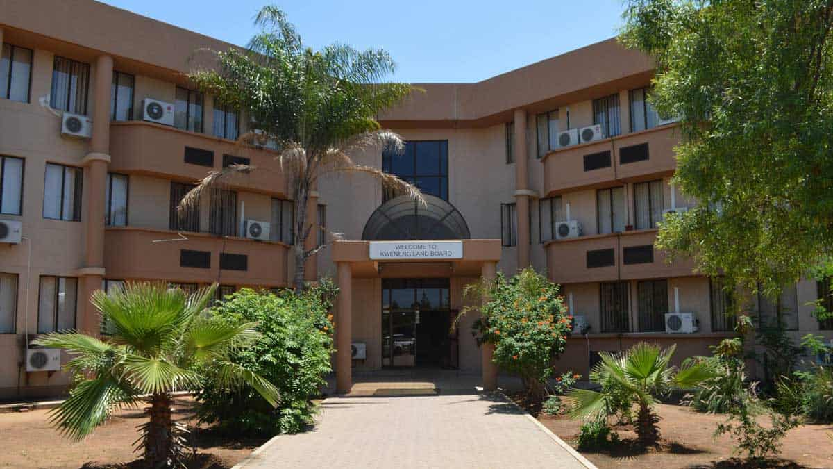 Suspected corrupt employees drag Kweneng Land Board to court
