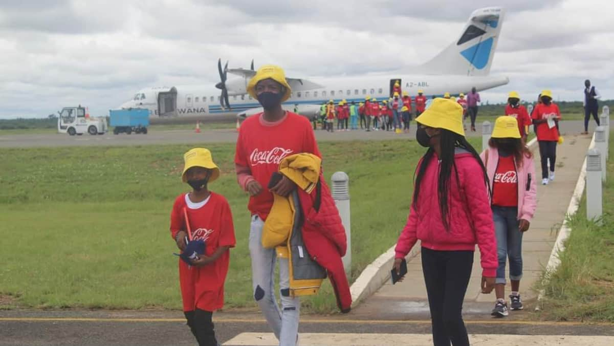 Steame Programme Soars into F/town